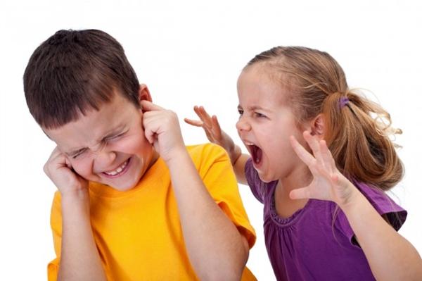نوبات الغضب عند الاطفال