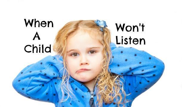 11 نصيحة للتعامل مع تجاهل طفلك لحديثك